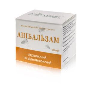 Апибальзам согревающий и восстанавливающий с ядом Апипродукт