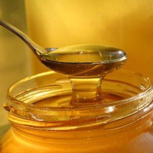 Мёд разнотравье с подсолнухом