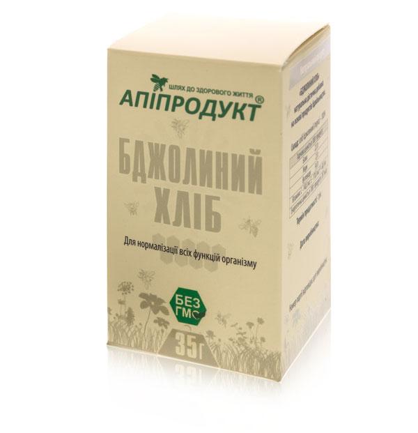Пчелиный хлеб Апипродукт