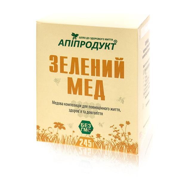 Зелений мед Апіпродукт