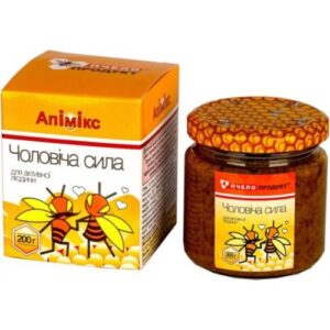 Апимикс Мужская сила Пчелопродукт
