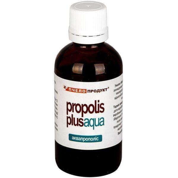 Аквапрополіс - водний екстракт прополісу 50 мл Пчелопродукт