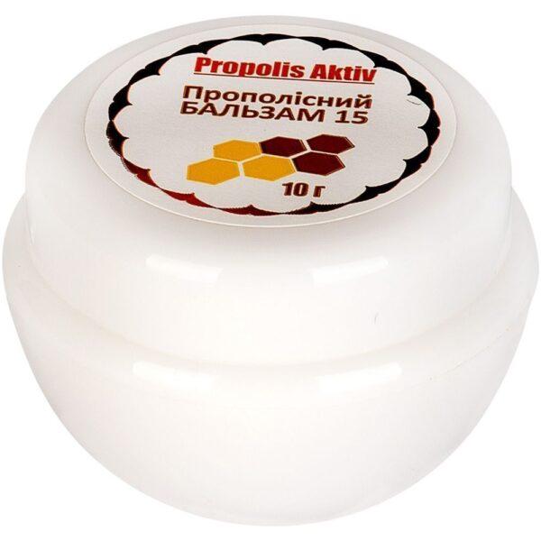Бальзам ПРО100 прополісний 15% Пчелопродукт