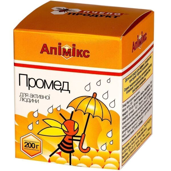 Апимикс Промед Пчелопродукт