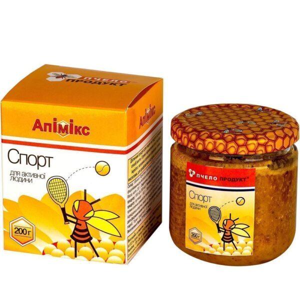 Апимикс Спорт Пчелопродукт
