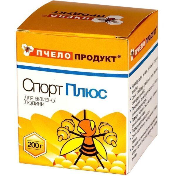Апимикс СпортПлюс Пчелопродукт