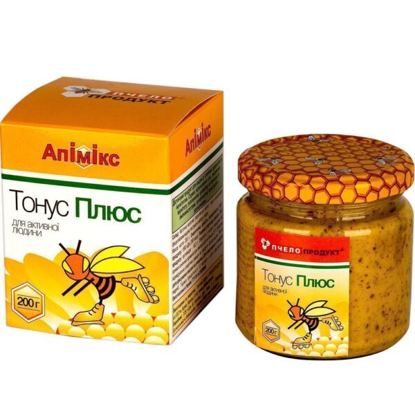Апимикс ТонусПлюс Пчелопродукт, tonus-plus-apimix