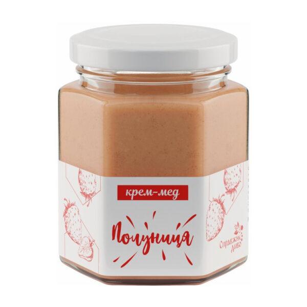 Крем-мед Малина, 225 г