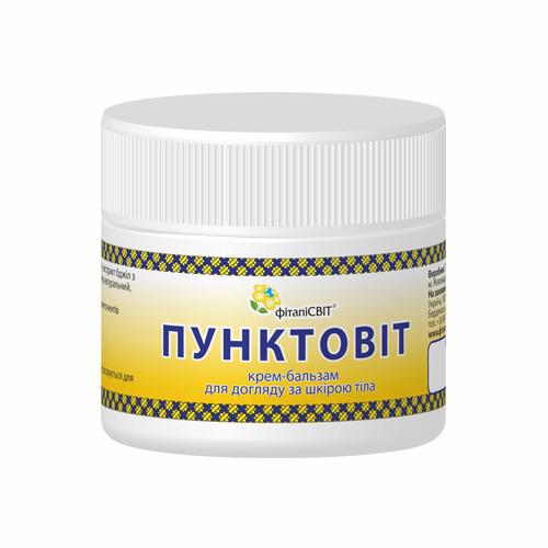 Крем-бальзам Пунктовит, 20 мл